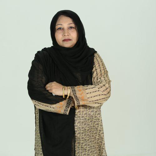 Dr. Ambreen Huma (HOD)